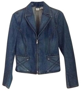 aef9ef91b A|X Armani Exchange Medium Denim Blue Reduced Price & Shipping Jacket Size  4 (S) 75% off retail
