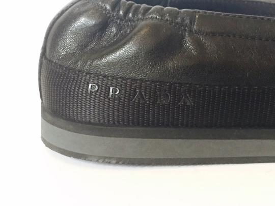Prada Men Menshoes Sliponsneakers Sneakers Giftsforhim black Athletic