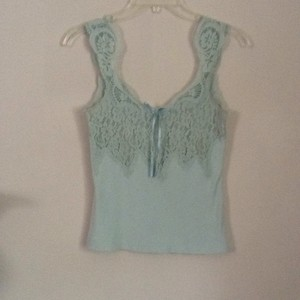 Banana Republic Top Light mint green