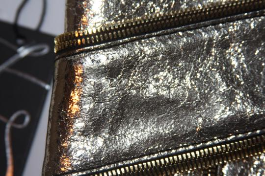 Zac Posen gold Clutch