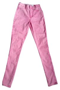 klip jeans High Waisted Skinny Jeans-Acid