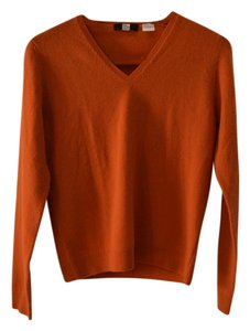 Saks Fifth Avenue 100% Cashmere Dry Clean Sweater