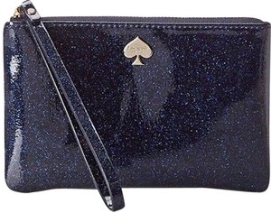 Kate Spade Wristlet in Night Sky Blue
