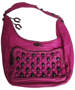 Betsey Johnson Pink Shoulder Bag