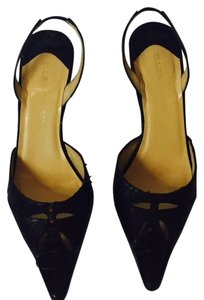 Ellen Tracy Pointedtoe Slingback Pumps