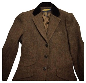 Ralph Lauren Collection Sienna brown Jacket