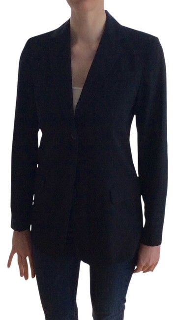 Preload https://item3.tradesy.com/images/dkny-black-new-with-tags-blazer-size-4-s-6063322-0-1.jpg?width=400&height=650