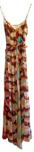 Multi Colored Maxi Dress by Diane von Furstenberg