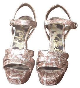 Sam Edelman Copper/Multi Platforms