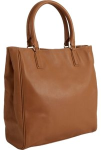 Barneys New York Tote in Tan