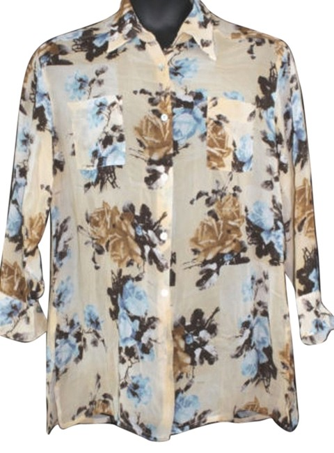 Cacharel Printed Top