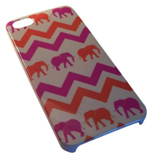 Preload https://item3.tradesy.com/images/pink-white-orange-iphone-55s-case-tech-accessory-6064837-0-0.jpg?width=440&height=440