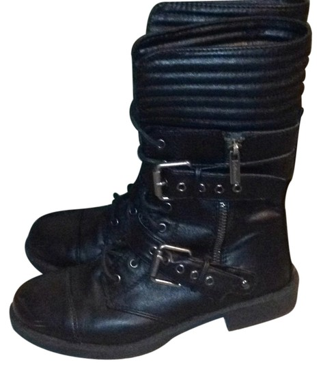 Doll house Black Boots