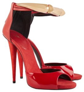 Giuseppe Zanotti Sandals Sandals Boots Sneakers Bootie Pumps Wedges Gold White Black All Formal Flat Red Platforms
