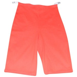 Courreges COURREGES PARIS ORANGE LONG SHORTS