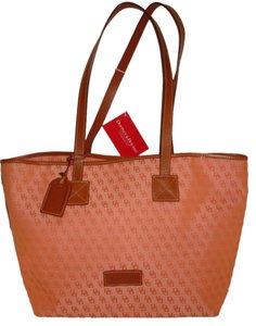 Dooney & Bourke Tote in Harvest Pumpkin Orange