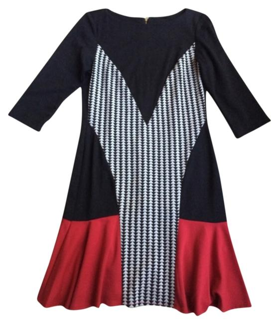 Preload https://item1.tradesy.com/images/gabby-skye-exposed-zipper-black-red-checkered-above-knee-cocktail-dress-size-8-m-6066820-0-0.jpg?width=400&height=650