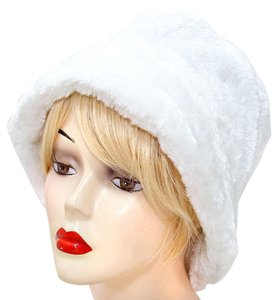 Other White Fur Winter Hat