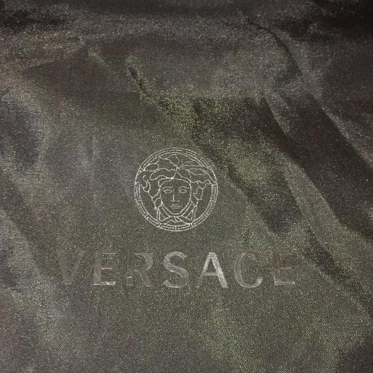 Versace Tote in Purple