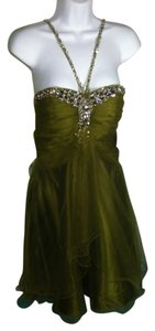 Night Scene Prom Party Homecoming Sparkle Dress