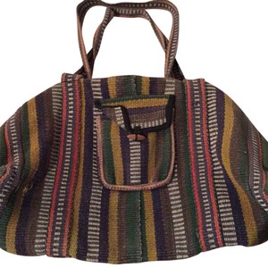 Tribal print Travel Bag