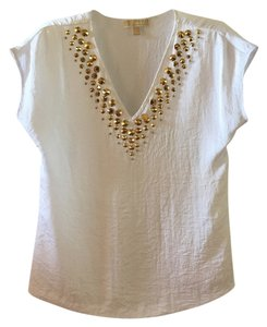 Michael by Michael Kors Top White