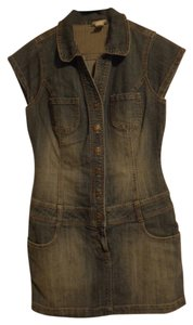 Mossimo Supply Co. short dress Jean Country on Tradesy