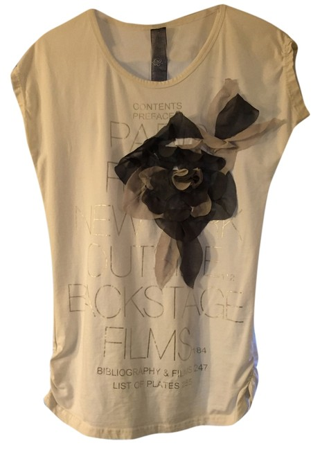 Preload https://item3.tradesy.com/images/boyactile-white-and-gray-t-shirt-6068332-0-0.jpg?width=400&height=650