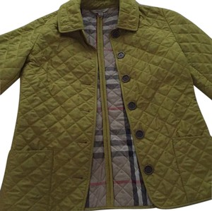 Burberry Brit Quilted Burberry Coat