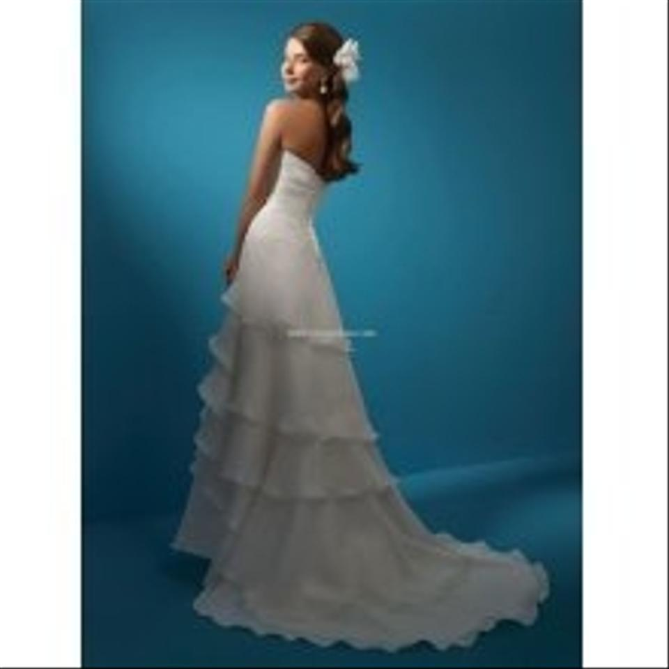 Alfred Angelo 2100 Wedding Dress - Tradesy