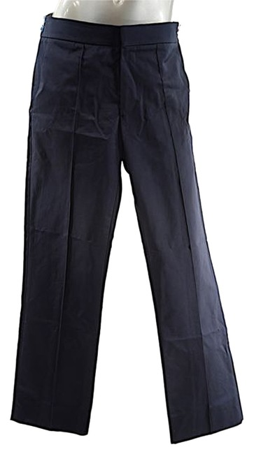 Marni Relaxed Pants Navy Blue