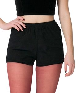 American Apparel Shorts Black