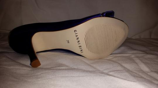 Gianni Bini Purple Pumps