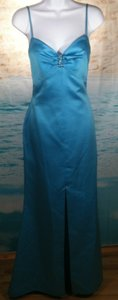 Alfred Angelo Turquoise Dress