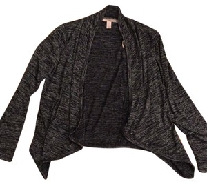 Forever 21 Gray Marled Cardigan