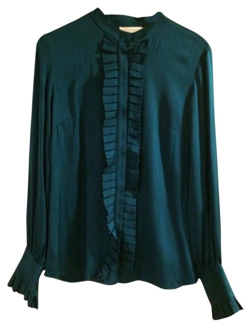 Preload https://item1.tradesy.com/images/chaiken-turquoise-button-down-top-size-6-s-6071005-0-0.jpg?width=400&height=650