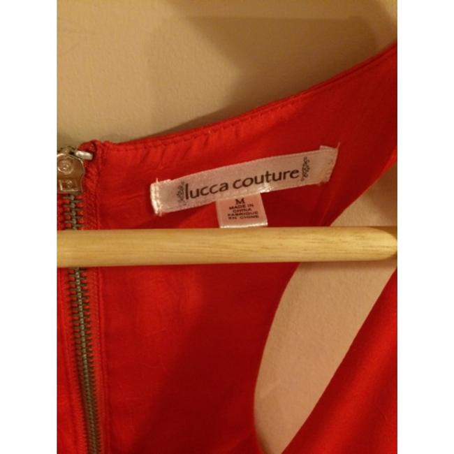 Lucca Couture Top Red