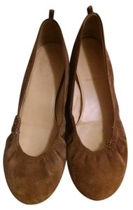 J.Crew Light brown Flats