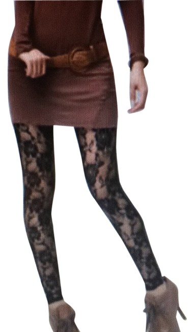 Preload https://item5.tradesy.com/images/blac-sheer-lace-front-and-leather-pants-leggings-size-4-s-27-6073084-0-0.jpg?width=400&height=650
