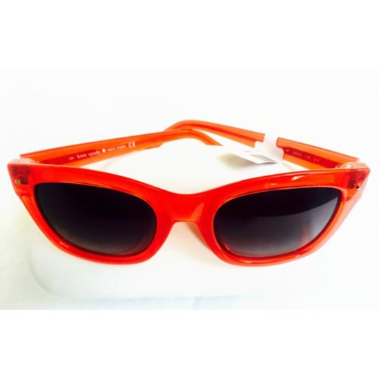 Kate Spade Kate Spade Red Sunglasses New With Tags