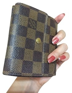 Louis Vuitton Louis Vuitton Damier Coin Card Wallet