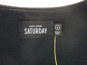 Kate Spade short dress black Saturday Circle Slimster Ponte Dre Small on Tradesy