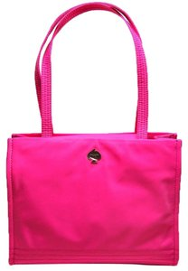 Kate Spade New York Flatiron Nylon Loretta Pink Shoulder Bag