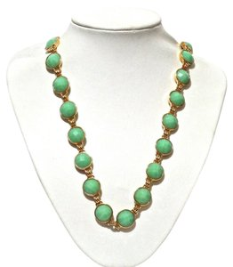 Kate Spade Kate Spade New York Gold Green Long Necklace