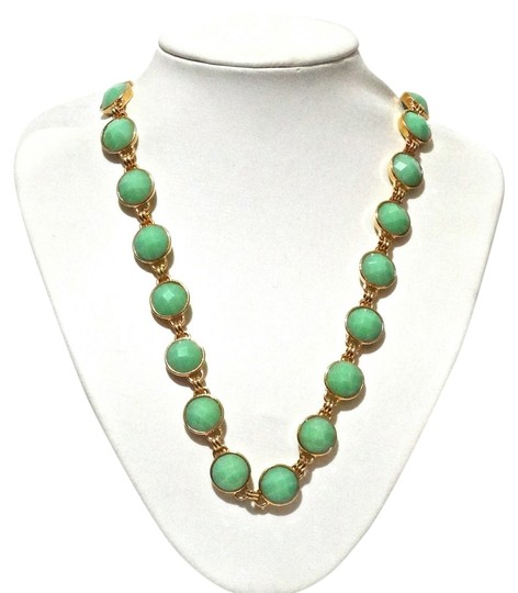 Preload https://item1.tradesy.com/images/kate-spade-kate-spade-new-york-gold-green-long-necklace-6074125-0-0.jpg?width=440&height=440