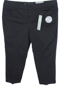 JM Collection Plus Size Fashions Slim Tech Capris