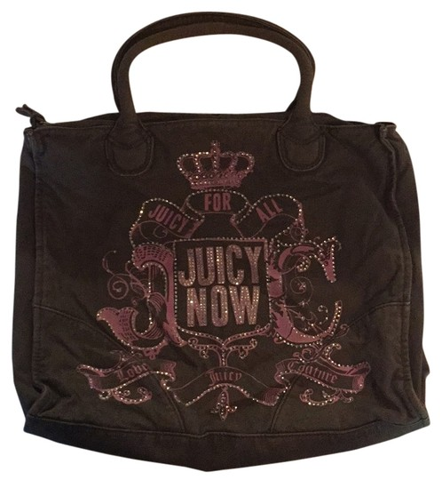 Juicy Couture Tote in Grey