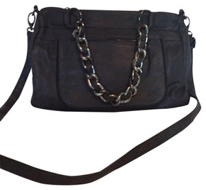 Olivia + Joy Satchel in Charcoal