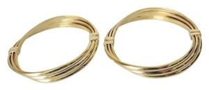 Technibond Technibond Interlocking Oval Bracelet Set fits 6