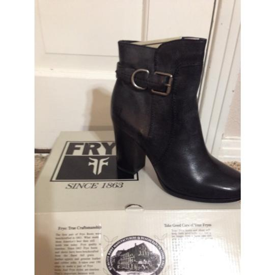 Frye Ankle Blac Boots